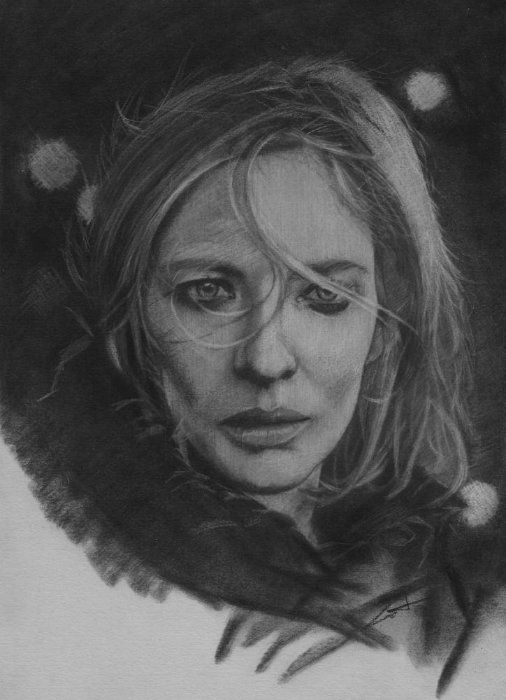 Cate Blanchett by Daedalus